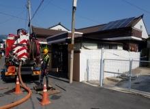 [영덕]우수기 대비 하수도 시설물 준설 사업 시행