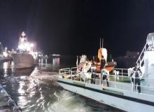 [영덕]어업지도선 '영덕누리호' 조난어선 구조